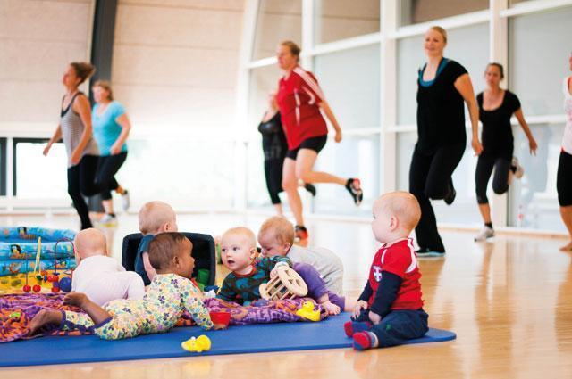 Ollerup Hojskole Baby og Gymnastik