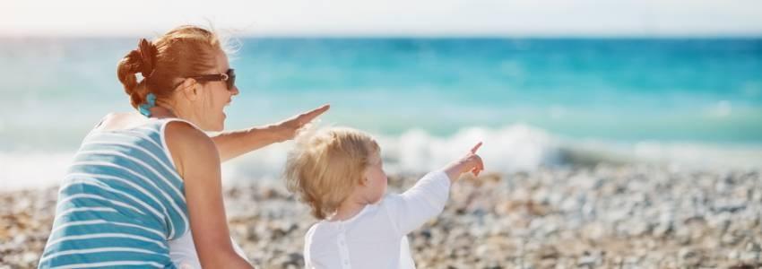 5 gode råd til sund solbeskyttelse
