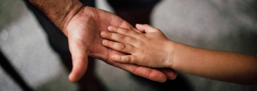 Det vigtigste vi kan give og tilbyde vores børn,er nærvær og kontakt