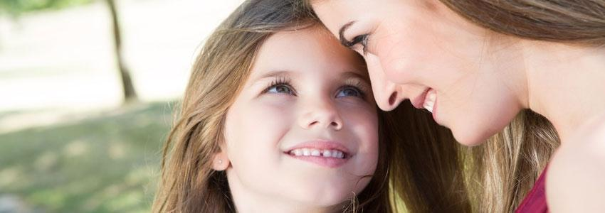 Børn går efter den ægte vare