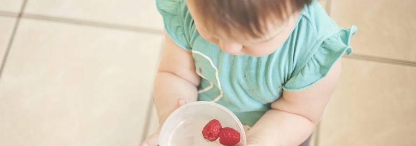 Dit barns vigtigste to måltider på dagen