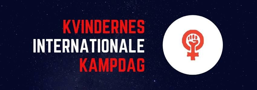 Slå et slag for kvindernes internationale kampdag