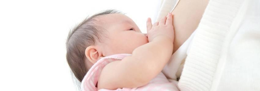 Amning af det nyfødte barn - hvad kan jeg forvente den  første uge?