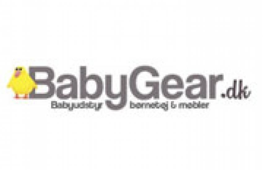 Babygear 10% i rabat i webshop
