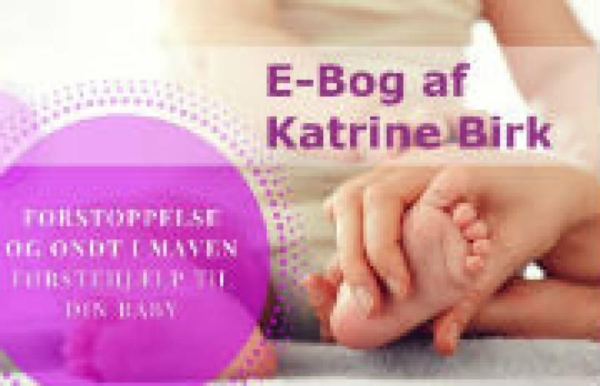 E-Bog - Førstehjælp til baby med ondt i maven